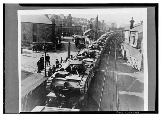 Click to view full size image  ==============  British WW2 Tanks