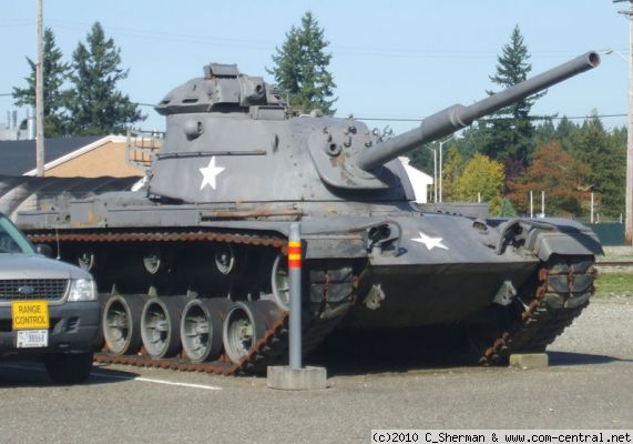 Click to view full size image  ==============  M60 - Ft. Lewis, WA  SER 1270, 