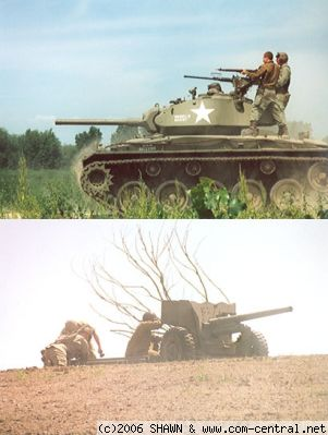 Click to view full size image  ==============  M24 Chaffee